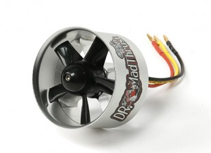 HobbyKing ™ 50mm Alloy EDF 4800kv (3s Version)