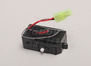 All-in-one RX / ESC / Servo - 1/18 4WD RTR On-Road Drift / Short Course