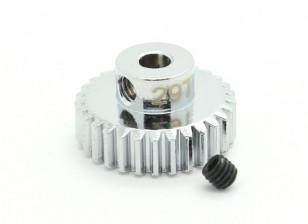 29T / 3.175mm 48 Pitch Steel Pinion Gear