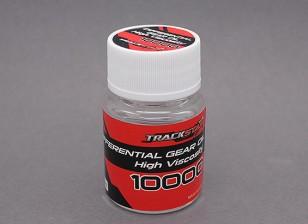 TrackStar Silicone Diff Oil (hoge viscositeit) 10000cSt (50 ml)