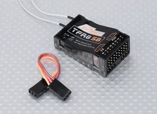 FrSky TFR8 SB 8-kanaals 2.4Ghz S.BUS Receiver FASST Compatible