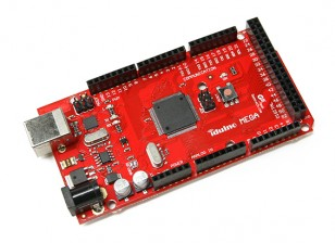 Kingduino Mega 2560 Compatible Microcontroller Board