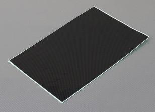 Zelfklevende stickervel - Carbon Fiber Look