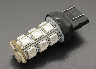 LED Corn Light 12V 3.6W (18 LED) - Geel