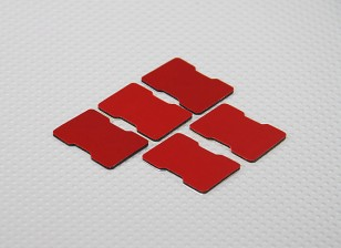 ZYX Flybarless System Gyro Montage Pad (5pcs / bag)