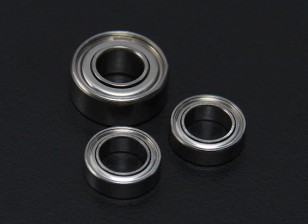 Turnigy Aerodrive SK3 5045/5055 Series Vervangende Ball Bearing Set (3pcs / bag)