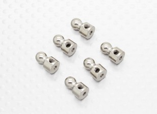 Ball-End D - 10/01 Quanum Vandal 4WD Racing Buggy (6 stuks)