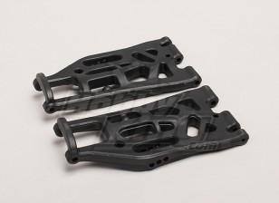 Voorzijde Lower Suspension Arm L / R - Turnigy Trailblazer 1/8