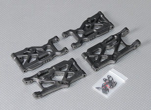 Voor en Achter Lower Susp. Arms - A2038 en A3015 (1set)