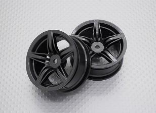 01:10 Scale High Quality Touring / Drift Wheels RC Car 12mm Hex (2pc) CR-F12M