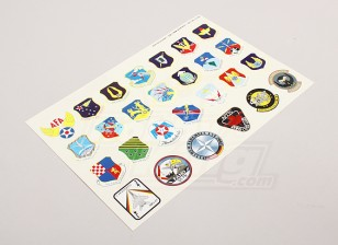 Squadron / Air Command Insignia Various