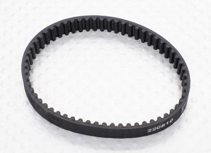 Vervanging Starter Belt Continental Brand HDT177-3M (Strong Version)