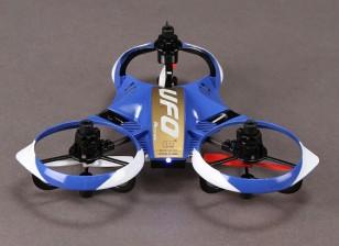 UFO Y-4 Micro Multicopter w / 2.4GHz Transmitter en Auto-Flip Functie (Mode 2) (RTF)