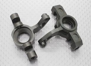 Fusee Arms L / R - A2038 en A3015 Alloy Metal Upgrage (1 paar)