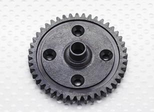 Vermindering Gear 44T - A2038 en A3015