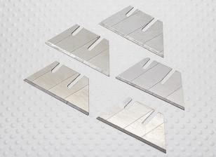 45 Degree Cutting Tool voor Foam en Balsa - Replacement Blades (5 stuks)