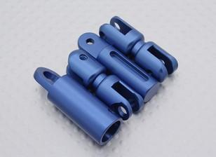 Zender Neck Strap-adapter (blauw)