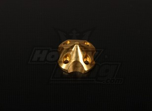 3DSpinner voor HP-50 / DLE55 / DA50 / JC51 (41x41x26mm) Gold