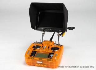 Universal Carbon FPV Monitor Om Mount System Zender