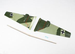 Durafly ™ Messerschmitt Bf.110 - Vervangende Main Wing Set