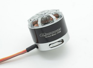Quanum 2208 Precision borstelloze Gimbal Motor (GoPro grootte 100-200g)