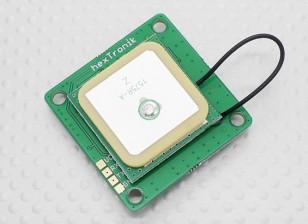 Ublox LEA-6H GPS Module w / ingebouwde antenne 2.5m Nauwkeurigheid V1.01