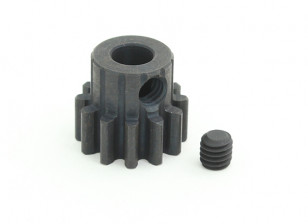 12T / 5mm M1 gehard Pinion Gear (1 st)