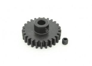 25T / 5mm M1 gehard Pinion Gear (1 st)