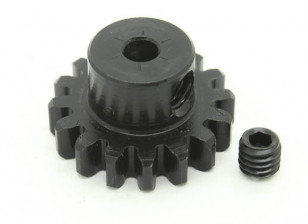 16T / 3.175mm M1 gehard Pinion Gear (1 st)