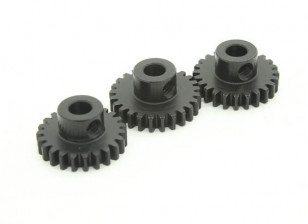 Gehard staal Pinion Gear Set 32P Passend 5mm Shaft (23/24 / 25T)