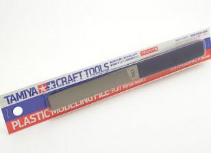 Tamiya Plastic Modeling File (Flat 16mm)