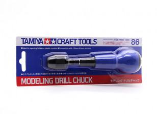 Tamiya Modeling Drill Chuck (1 st)