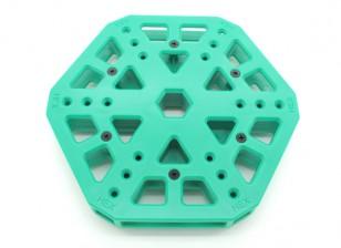 RotorBits HexCopter Montage Center (Groen)