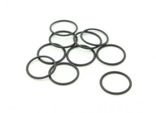 O-ring voor Steering Arm 9x.8mm (10) - Basher Nitro Circus1 / 10 SCT