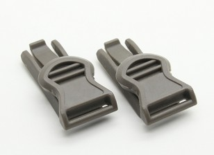 FMA Goggle Swivel Clips 19mm (Foliage Green, 2pcs / pack)