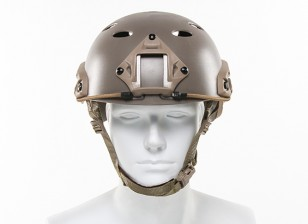 FMA FAST Helmet-PJ TYPE (Dark Earth)
