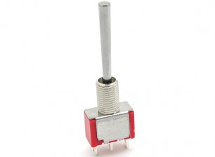 FrSky Replacement 3 Position Switch met Long, Ronde Toggle voor Taranis Transmitter