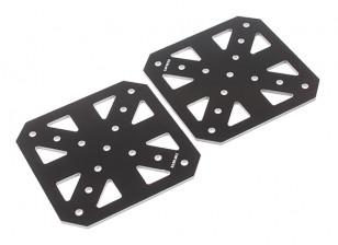 RotorBits Composite X Brace 56x56mm (2 stuks / zak)