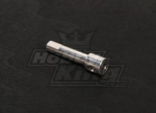 Waaiernaaf voor (EDF55 & 64) 2.3mm Shaft