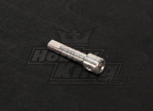 Waaiernaaf voor (EDF55 & 64) 3mm Shaft
