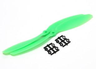 Hobbyking ™ Propeller 9x4.7 Green (CCW) (2 stuks)