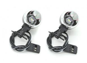 LED-licht - Nitro Circus Basher 1/8 Schaal Monster Truck (2 stuks)