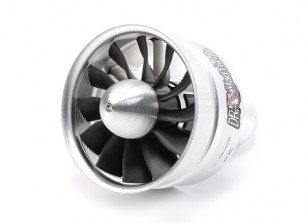 Dr. Mad Thrust 90mm 12 Blade Alloy EDF 700kv - 3800W (12S) (Counter Rotating)