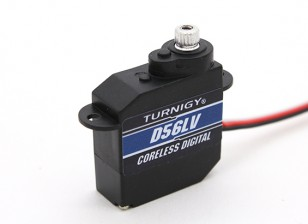 Turnigy ™ TGY-D56LV Coreless Low Voltage DS / MG Servo 0.89kg / 0.10sec / 5,6 g