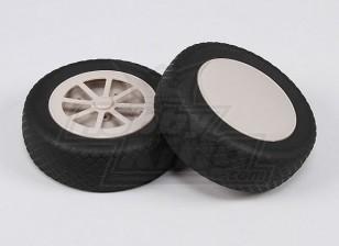 "5 ""Schaal Air Wheels (Split Hub) (2 stuks / Set)"