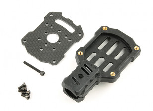Tarot FY650 & FY680 16mm Motor Mount (zwart)