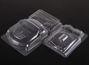 Wide Bodykit voor Mitsubishi Lancer Evolution 9 lichaam