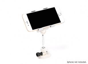 Smartphone-zender Montagebeugel (wit)