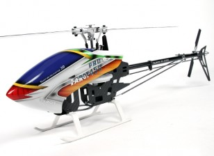 Tarot 450 PRO V2 DFC Flybarless Helicopter Kit (TL20006-zilver)