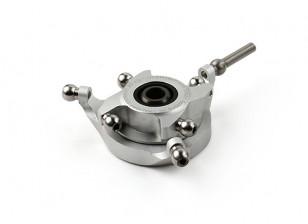 Tarot 450 PRO DFC / CCPM Metal Ultralight Swashplate - Zilver (TL48030-03)